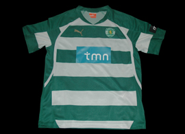 children's shirt Sporting Lisbon 2010 2011
