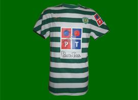 Camisola do Centenário do Sporting Inter Milão Pontus Farnerud 2006