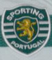 Sporting Club Portugal match worn jersey