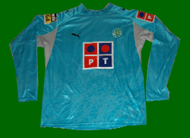 Rui Patricio Portugal Sporting match worn shirt