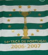 Sporting venceu Taça de Portugal 2006/07