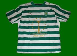 Taça de Portugal 2006 2007 Sporting vencedor