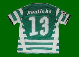 camisola do Paulinho kit manager