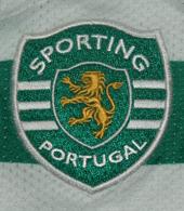 Sporting Lisbon kit manager Champions League shirt 2007