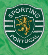 Sporting Lisbon shirt Stoj Stojkovich 2009 2010 training