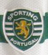 Match worn by Tonel 10 May 2009 against Vitoria Setubal