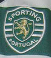 Match worn Sporting Lisbon Portugal Tonel 2009 2010