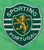 Sporting Lisbon training shirt 2009 2010 Caicedo
