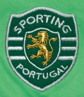 Sporting Lisbon training shirt 2009 2010 Saleiro