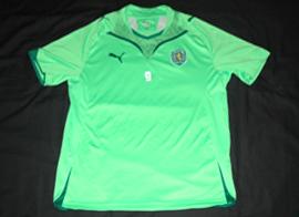 Sporting Lisbon camisola training shirt 2009 2010 Saleiro