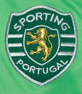 Sporting Lisbon training shirt 2009 2010 Stoikovic