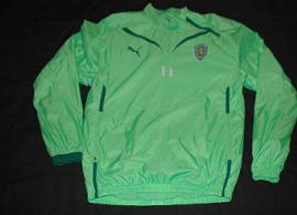 Sporting Lisbon camisola shirt Caicedo 2009 2010 vest