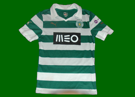 shirt worn by Ricardo Esgaio in the Taça de Honra Cup final againt Estoril 21 July 2013