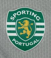 goalie training shirt Champions League ManU Sporting Lisbon