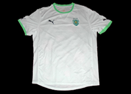 camisola da equipa do Sporting 2011 2012, alternativa sem patrocinio