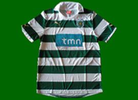 nova camisola do Sporting 2011 2012 Fito Rinaudo