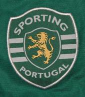equipamento Stromp do Sporting Anderson Polga Brasil 2009/10