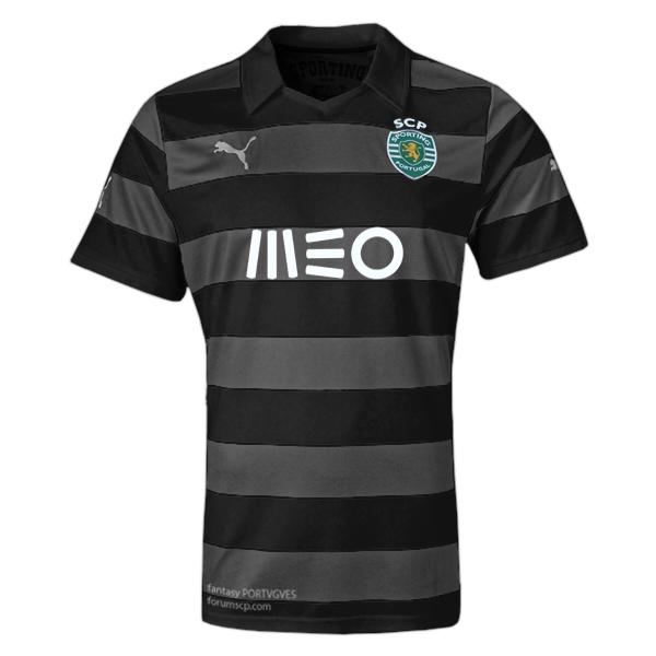 fantasy kit - nova camisola do Sporting 2013 2014