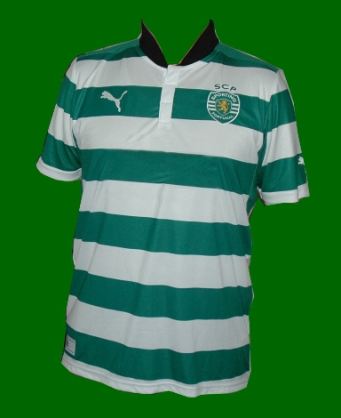 novo equipamento do Sporting 2012 2013