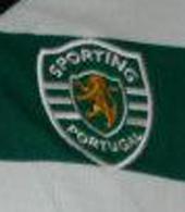 Camisola de jogo do Tonel usada num jogo da Taça UEFA e assinada pelo jogador