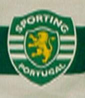 Camisola de jogo do Carlos Martins Sporting Liga dos Campeões