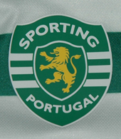 Small child sporting Lisbon jersey, for 5/6 years of age 2007/08