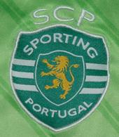 Equipamento de guarda redes Sporting Marcelo Boeck Lazio Liga Europa