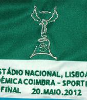 camisola do Daniel Carriço final da Taça de Portugal 20 de Maio de 2012
