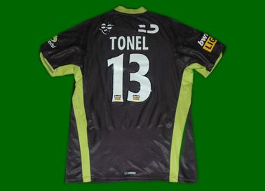 BES sponsor in poor condition Tonel