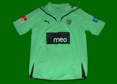 camisola de futebol do Tonel Modelo Campeonato Nacional