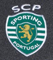 Equipamento de guarda-redes 2013/14 do Sporting negro, à venda na Loja Verde