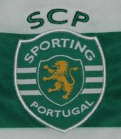 maillot taille enfant du Sporting Portugal de Lisbonne 11/12