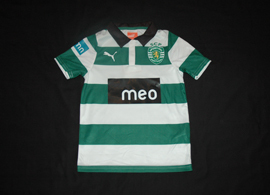 Sporting 2012/2013. Jersey shirt from a baby's mini kit, 5-6 years old