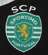 polo Sporting Lisbon puma black 2011 2012 XXL
