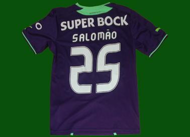 Diogo Salomão jogador do Sporting