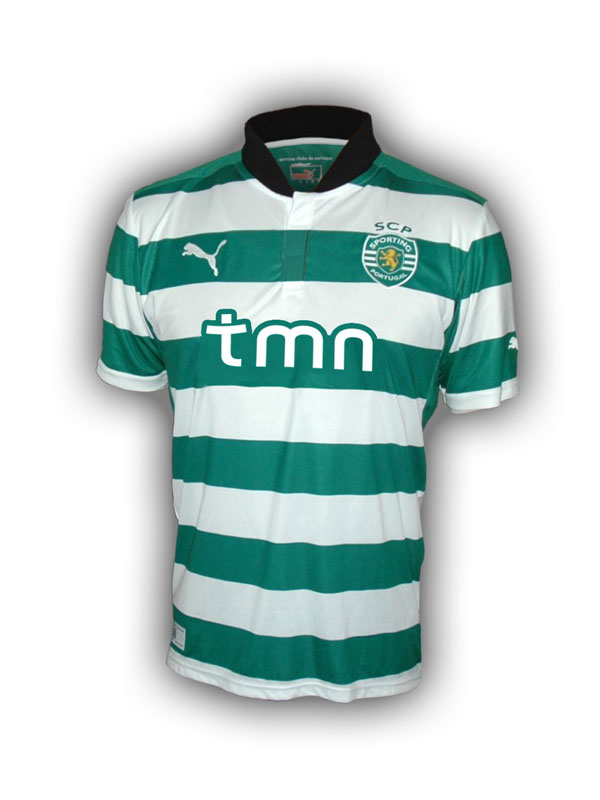 nova camisola do Sporting 2012 2013