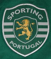 Sporting Portugal Stromp away shirt