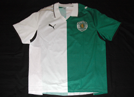 Camisola Stromp Sporting 2008 2009
