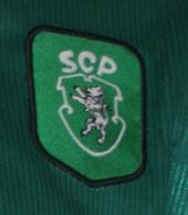 Official matchworn Sporting Stromp shirt, player Afonso Martins