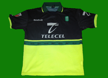 away game against Vitória de Setúbal, 31 January 2000