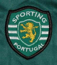 2001/02. Camisola Stromp do jogador da equipa B Bruno Caires