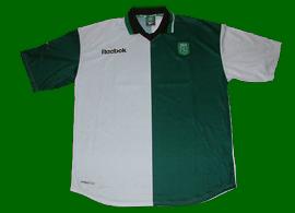 Camisola do Hélder Rosário Sporting B 2000/01