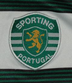 2002/03, home kit match worn by Hugo Machado