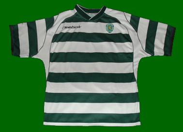 B team Sporting Lisbon 2002/03