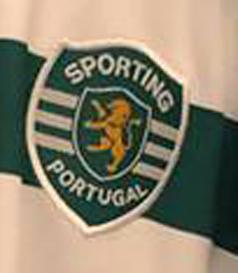 Camisola do Sporting do Hugo