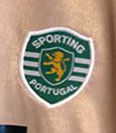 Camisola do Sporting do Luís Filipe