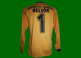 Camisola de guarda-redes oficial do Nelson