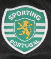 2002/03. Equipamento de guarda-redes do Nelson Pereira, de jogo