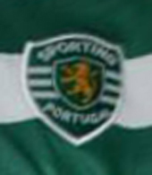 Sporting Lisbon long sleeves match worn jersey of Pedro Barbosa