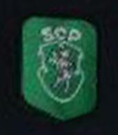 Sporting Segundo equipamento alternativo, usado em jogo por Pedro Barbosa 1999 2000